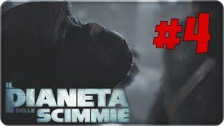 IL PIANETA DELLE SCIMMIE ULTIMA FRONTIERA - ADDIO KHAN ! #4