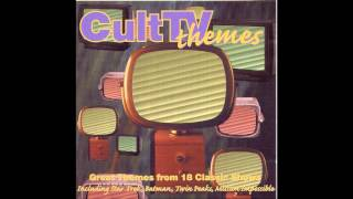 Cult Tv Themes - The Saint