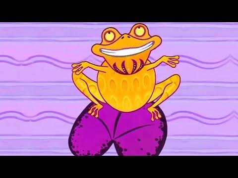 Tinga Tinga Tales Official | Why Frog Croaks? | Tinga Tinga Tales Full Episodes