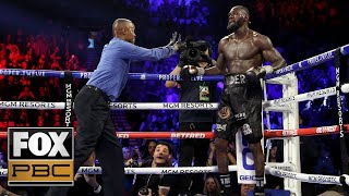 Deontay Wilder: What went wrong and will Wilder-Fury III be his next fight? | PBC ON FOX