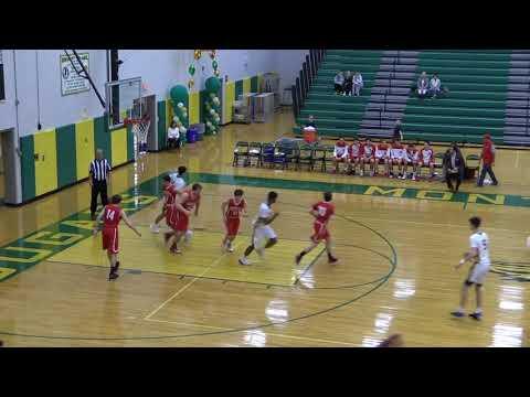 2 - Aaron Thomas putback layup
