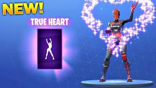 *NEW* TRUE HEART EMOTE! - Fortnite Battle Royale Item Shop July 7!