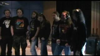Sacred Steel - Carnage Victory Studio Report (2009)