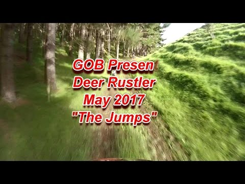 OGOB presents Deer Rustler May 2017   The Jumps