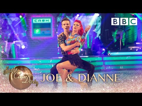 Joe Sugg and Dianne Buswell Cha Cha to 'Just Got Paid' by Sigala - BBC Strictly 2018
