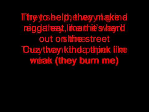 50 Cent - They Burn Me Lyrics