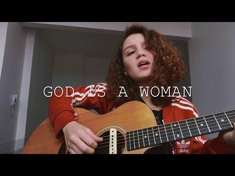 God is a woman - Ariana Grande (cover) Carol Biazin