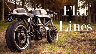 Cafe Racer (Ducati 900SS by Wheels of Fortune & Wimoto )