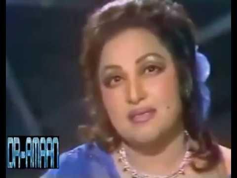 Noor Jehan - Aashiyane Ki Baat Karte Ho - Tarannum PTV