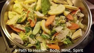 A Path to Health • Body, Mind, Spirit (Full Video Linked)