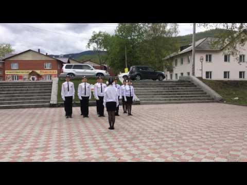 """Военно-спортивная игра """"Зарница"""" 2017"""