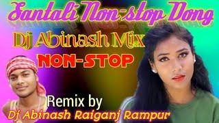 Santali Non-stop Dong Tipe Dj //Top Dj Song Remix Dj Abinash Raiganj