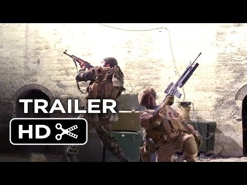 Jarhead 2: Field of Fire Official Trailer 1 (2014) - War Movie Sequel HD