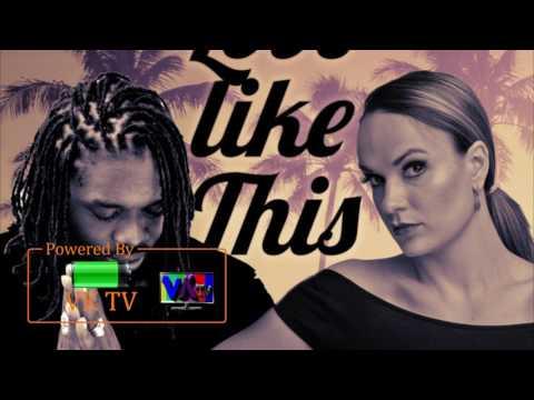 Jah Vinci - Love Like This (Audio) ft. Angelica (July 2017)
