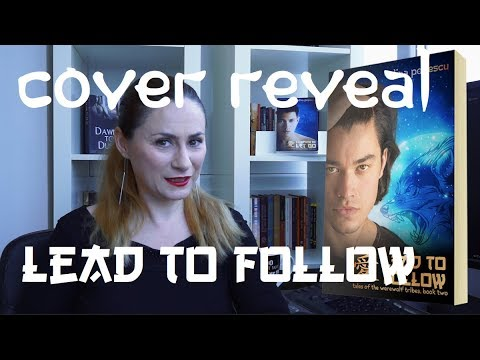 Cover Reveal: Lead to Follow (Tales of the Werewolf Tribes, Book Two)