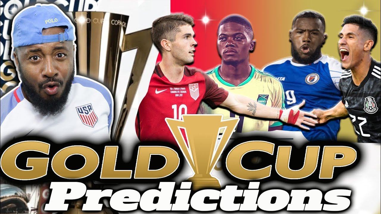Haiti vs Mexico | Jamaica vs USA | 2019 Gold Cup Semi-finals Predictions
