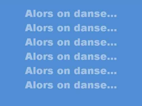Stromae - Alors On Danse [Lyrics]
