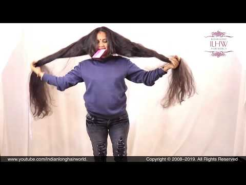 diy-easy-long-hair-brushing-in-2-mins-|-perfect-hair-swinging-&-spreading|-hair-flaunting-&-show-off