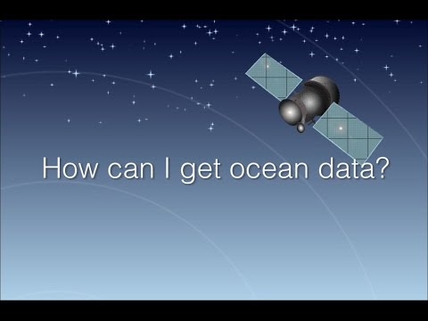 How can I get ocean data?