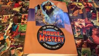 House of Mystery Bronze Age Omnibus Overview