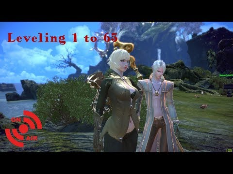 Best Pvp Class Tera 2020 Tera   leveling 1 to 65   Max Settings   1080p60   PvP / PvE