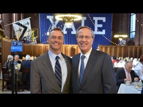 Celebrating Service: the 2012 Yale-Jefferson Award