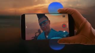 HTC U11は最新の「HTC Uソニック・ハイレゾ」を採用。雑音を防ぐアクテ...