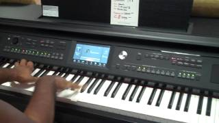 Tramaine Hawkins - Going Up Yonder (Piano Cover)
