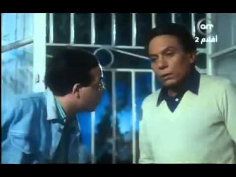 موقف كومدي بين عادل الامام و احمد ادم Youtube