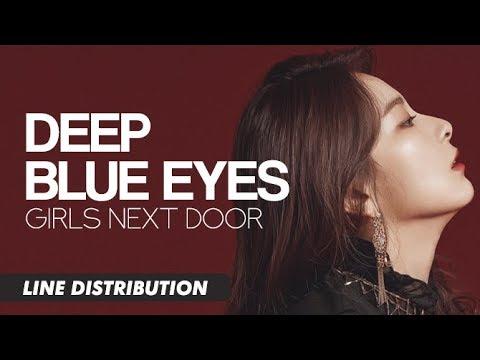 Girls Next Door - Deep Blue Eyes | Line Distribution