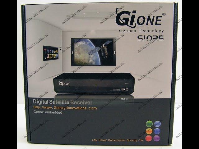 Видео обзор Galaxy Innovations GI S1025