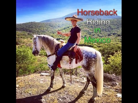 Horseback Riding in Mexico!