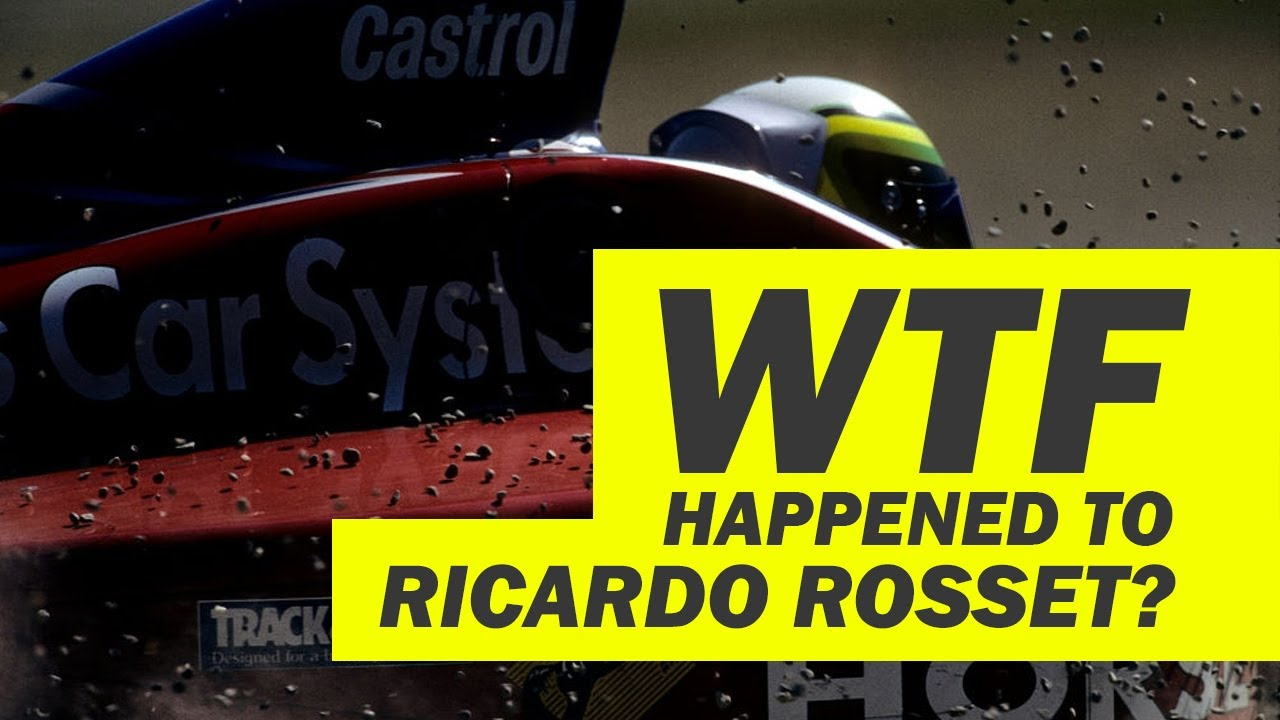 WTF Happened to Ricardo Rosset?