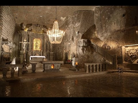 10 Most Epic Underground Cities