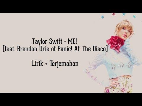 Taylor Swift - Me | Lirik Dan Terjemahan Indonesia