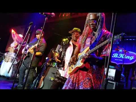 "George Clinton & Parliament Funkadelic - ""Maggot Brain"" Live at B.B. King's, New York, NY 10/31/17"