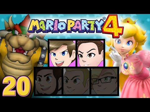 Mario Party 4: Starting the Grind - EPISODE 20 - Friends Without Benefits