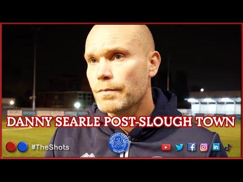Danny Searle Post-Match: Slough Town (A) (Pre-Season Friendly)