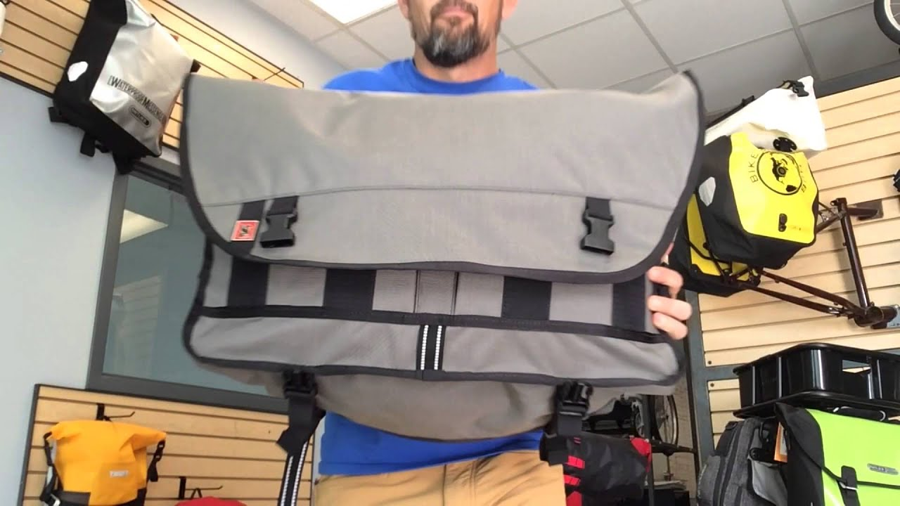 Bike Messenger Bags - YouTube