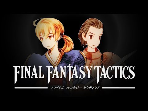 The History Of Final Fantasy Tactics