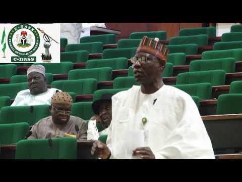 Download Hon Fulata Abubakar,11 July 2019   Bill to establish National Commission against the poliferation of