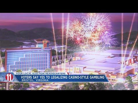 Bristol, Virginia voters approve casino referendum