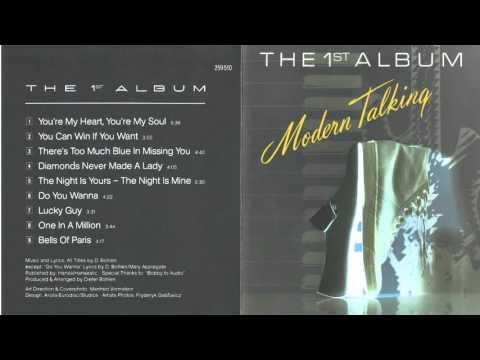 Modern Talking  The 1st Album 1985 [Up by quyenpham]