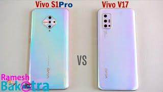 Vivo S1 Pro vs Vivo V17 SpeedTest and Camera Comparison