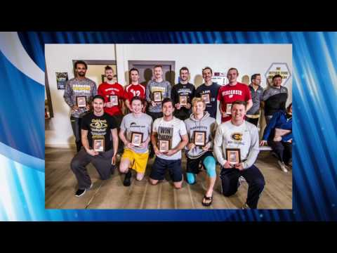 UW-Oshkosh mens volleyball 2017