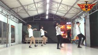 Leona Lewis - Bleeding Love Choreography by TNT Dance Crew