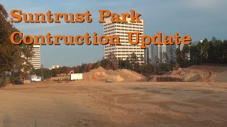 [Vlog #9] Suntrust Park Construction Update