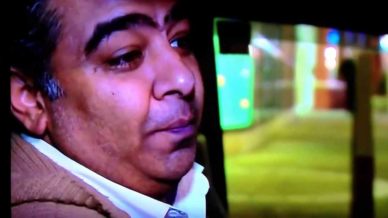 birmingham taxi police and bbc inside out - youtube