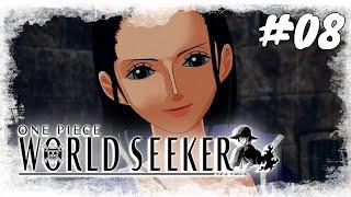 Lets Play One Piece World Seeker #08 / Wieder Frei, Nico Robin / Gameplay (PS4 Deutsch German)