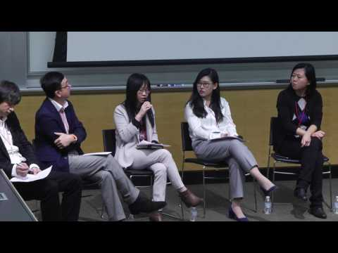 2017 MIchigan China Forum Panel: The New Media Trend in China